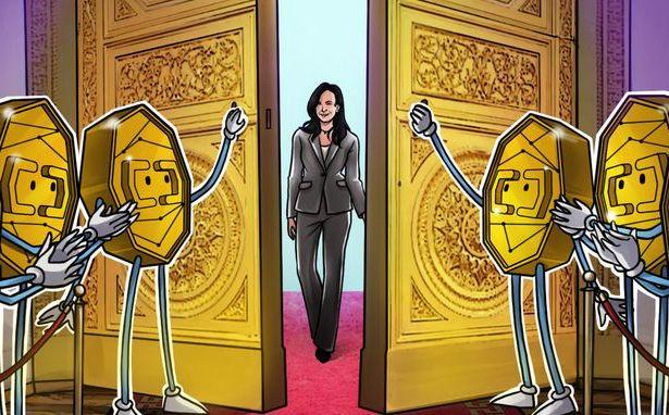 Meet DOJ's Crypto Czar—Michele Korver