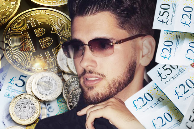 'I will be the world's first trillionaire' says 21 year old Cryptocurrency tycoon