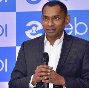 Babu Munagala, Founder & CEO, Zebi