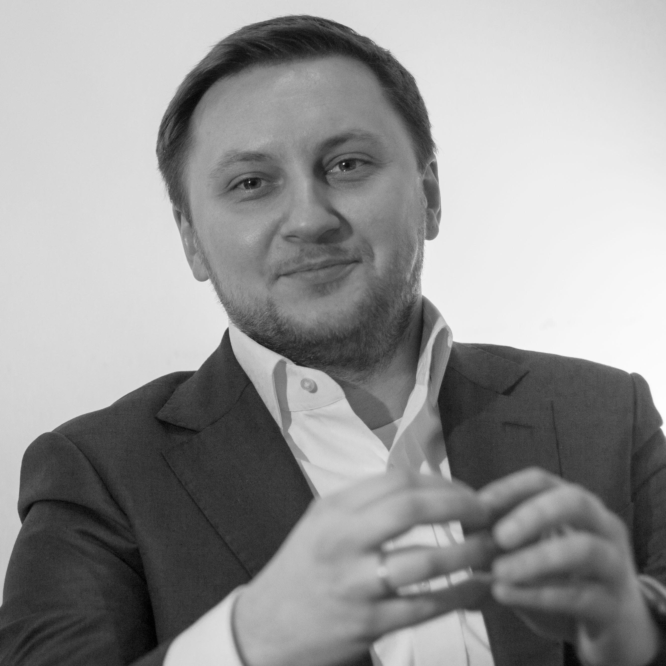 Maksim Hramadtsou, Co-Founder & COO, CRYPTTO